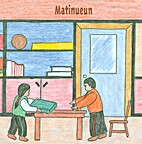Matinueun by Joyce Basile