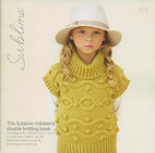 Sublime 613 the Sublime children's knitting…