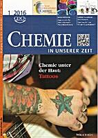Chemie in unserer Zeit, 50. Jhg. (2016)
