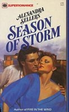 Season of Storm by Alexandra Sellers