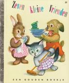 Zeven kleine vrienden by Han G. Hoekstra