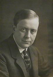 Author photo. Tancred Borenius (1885-1948)