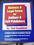 Business & Legal Forms for Authors and…