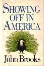 Showing Off in America: From Conspicuous…