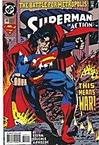 Action Comics # 699 by Roger Stern