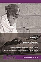 Yogasūtra by Patañjali.,