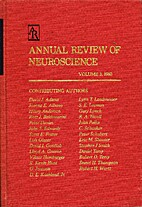 Annual Review of Neuroscience: 1992 by W.…