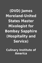 (DVD) James Moreland-United States Master…