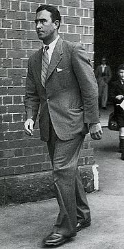 Author photo. Denis Compton (1951)