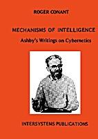 Mechanisms of Intelligence: Ashby's Writings…