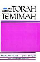 The Essential Torah Temimah ~ Megillath Ruth…