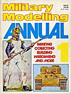 Military Modelling Annual