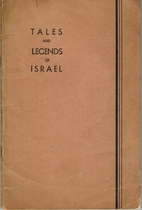 Tales and legends of Israel by David Meyer…