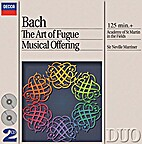 Bach: The Art of Fugue / Musical Offering by…