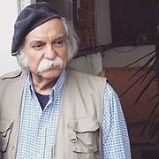 Author photo. Venezuelan historian Manuel Caballero (1931-2010). Photo of Guillermo Ramos Flamerich under (CC BY-SA 4.0).