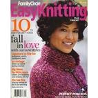 Family Circle Easy Knitting - Plus Crochet -…