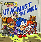 Up Against the Wall (A Golden Book: Sonic…