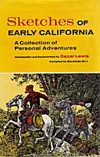 Sketches of early California; a collection…