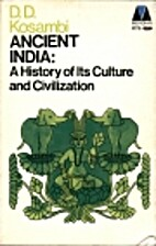 ANCIENT INDIA: A HISTORY OF ITS CULTURE AND…