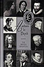 Authors in Depth: The British Tradition…