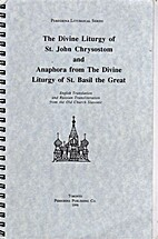The Divine Liturgy of St John Chrysostom and…