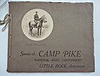 Scenes of Camp Pike, National Army…
