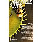Carnivorous Plants by Randal L. Schwartz