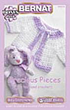 Precious Pieces by Bernat Bonus Book