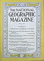 National Geographic Magazine 1931 v60 #1…