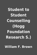 Student to Student Counselling (Hogg…
