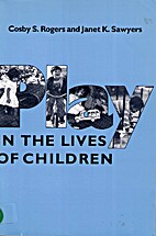Play in the Lives of Children (American…