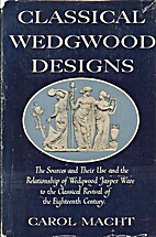 Classical Wedgwood designs; the sources and…