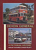 Devon General: A Pictorial History by Leslie…