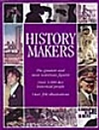 History Makers (Minipedias) by Parragon…