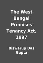 The West Bengal Premises Tenancy Act, 1997…