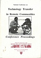 Conference proceedings: National Conference…