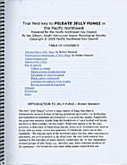 Trial Field Key to Pileate Jelly Fungi in…