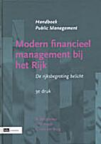 Modern financieel management bij het rijk :…