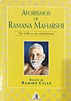 Aforismos De Ramana Maharshi: Su Vida Ysu…