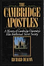 The Cambridge Apostles: A History of…