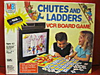 Chutes and Ladders VCR Board Game {game} by…