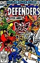 Defenders (1972) #112 by J.M. DeMatteis