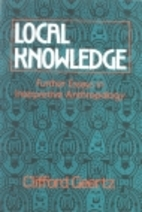Local Knowledge: Further Essays In…