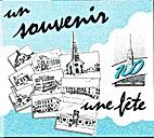 Un Souvenir, Une Fête by L'écho Sayabecois