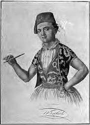 Author photo. Image from <b><i>The Unmasking of Robert-Houdin</i></b> (1908) by Harry Houdini