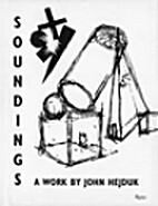 Soundings by John Hejduk