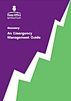 Recovery: An Emergency Management Guide by…