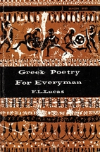 Greek Poetry for Everyman by F. L. Lucas