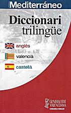 Diccionari trilingüe
