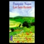 Evasion by Françoise Sagan